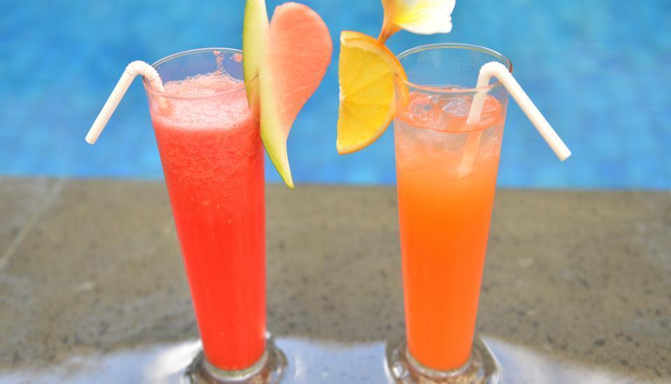 Solaris Hotel Bali - Strawberry Juice