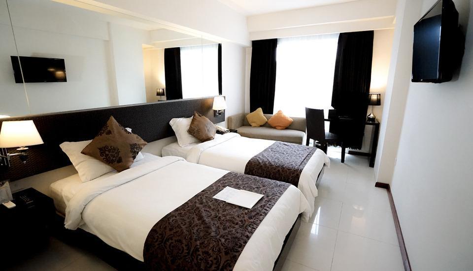 Solaris Hotel Bali - Deluxe Room Only #WIDIH - Pegipegi Promotion