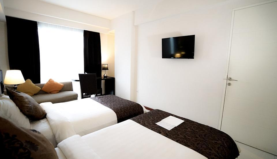Solaris Hotel Bali - Guest Room