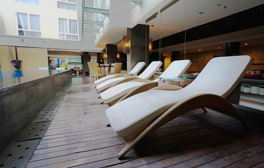 Solaris Hotel Bali - Swimming Pool