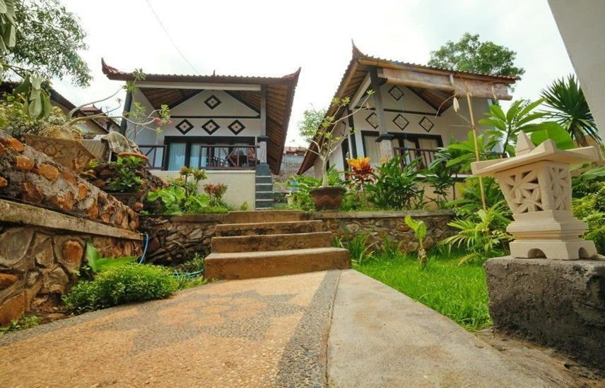 Warung Ary & Homestay Bali - Eksterior