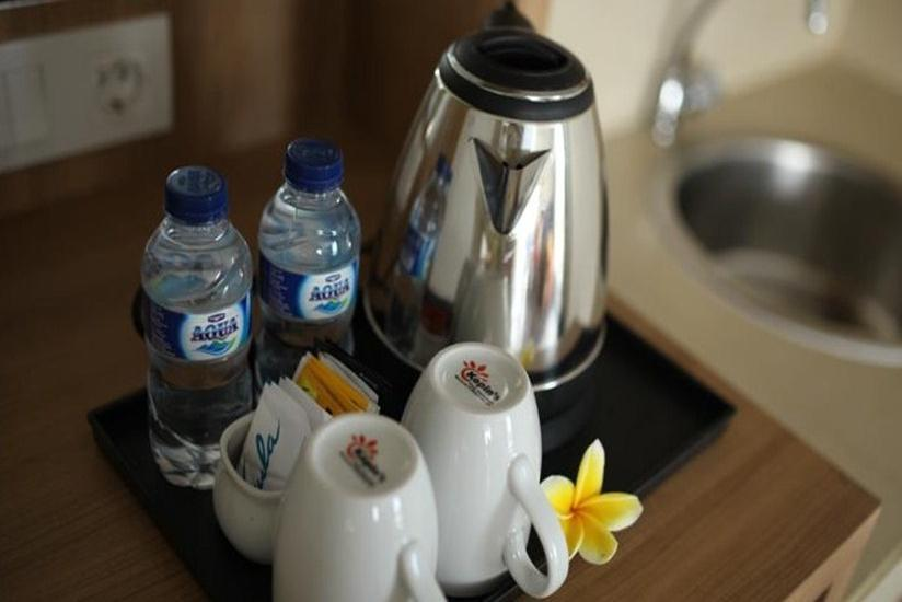 Paragon Hotel Seminyak - Gratis Air Mineral dan Teh
