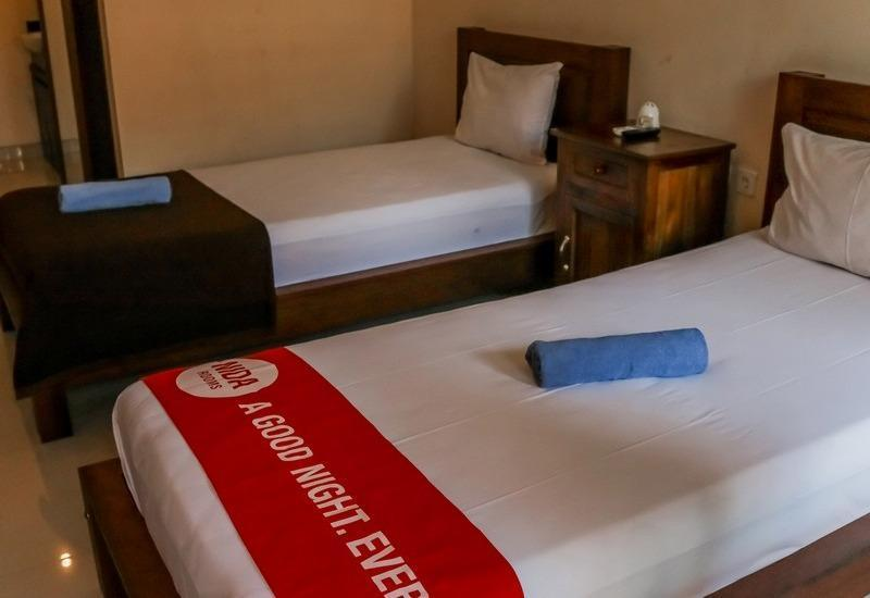 NIDA Rooms Bali Danau Tamblingan - Double Room Double Occupancy Regular Plan
