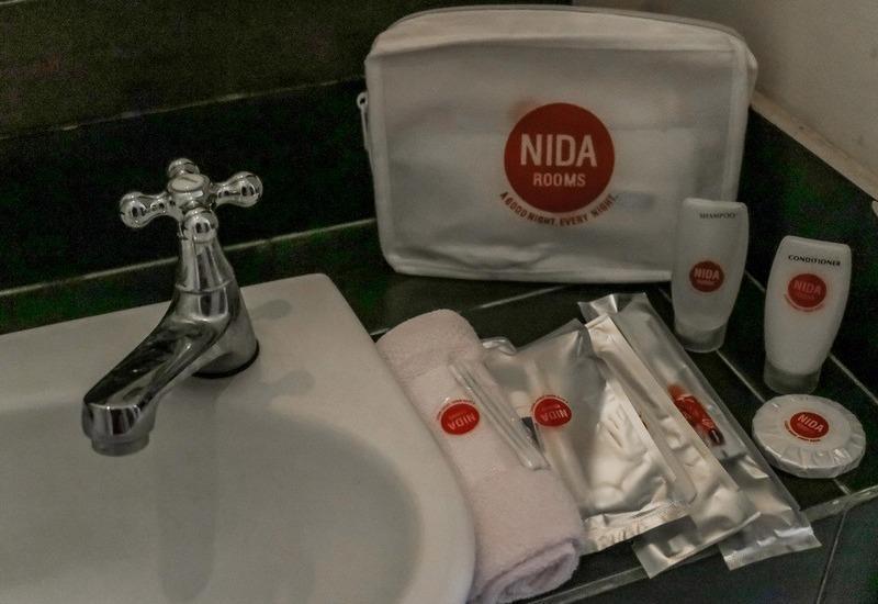 NIDA Rooms Bali Danau Tamblingan - Kamar mandi