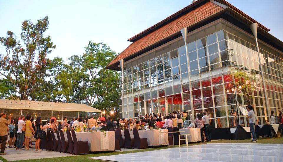 Malaka Hotel Bandung - Taman