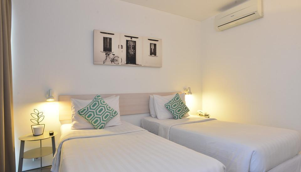 Malaka Hotel Bandung - Superior Room With Breakfast Regular Plan