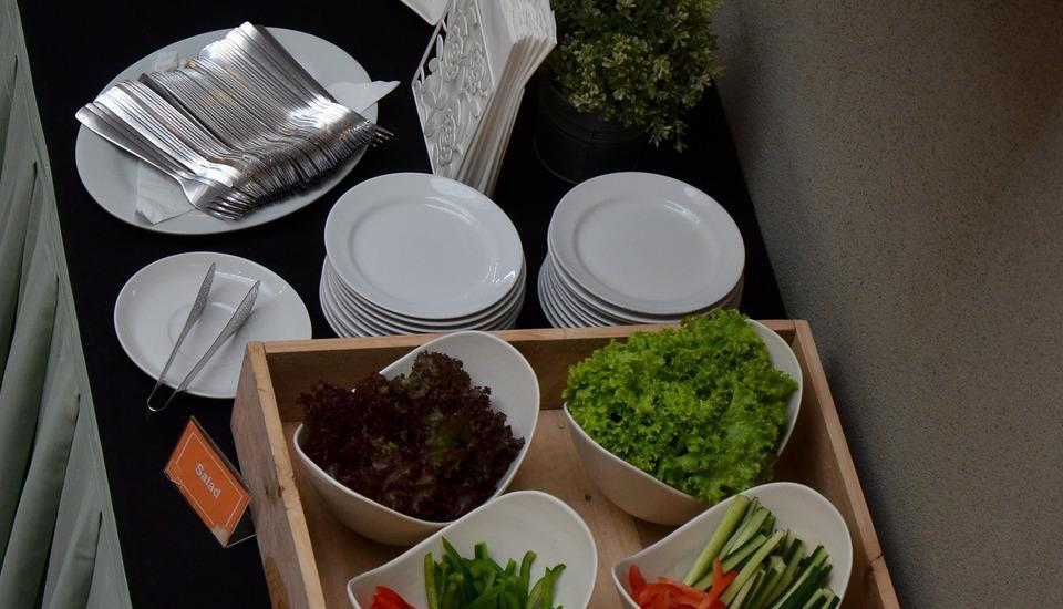 Malaka Hotel Bandung - Meals