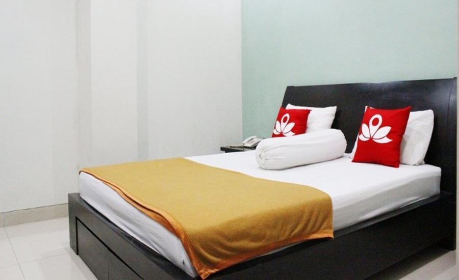 ZenRooms Near Mangga Besar 6 Utara Jakarta - Kamar Double