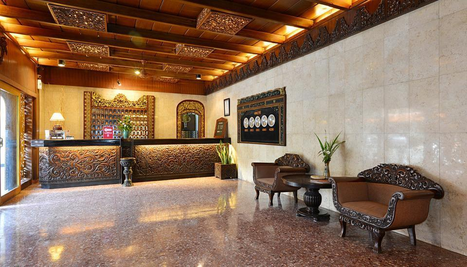 ZEN Rooms Jogja Cendrawasih Yogyakarta - Resepsionis