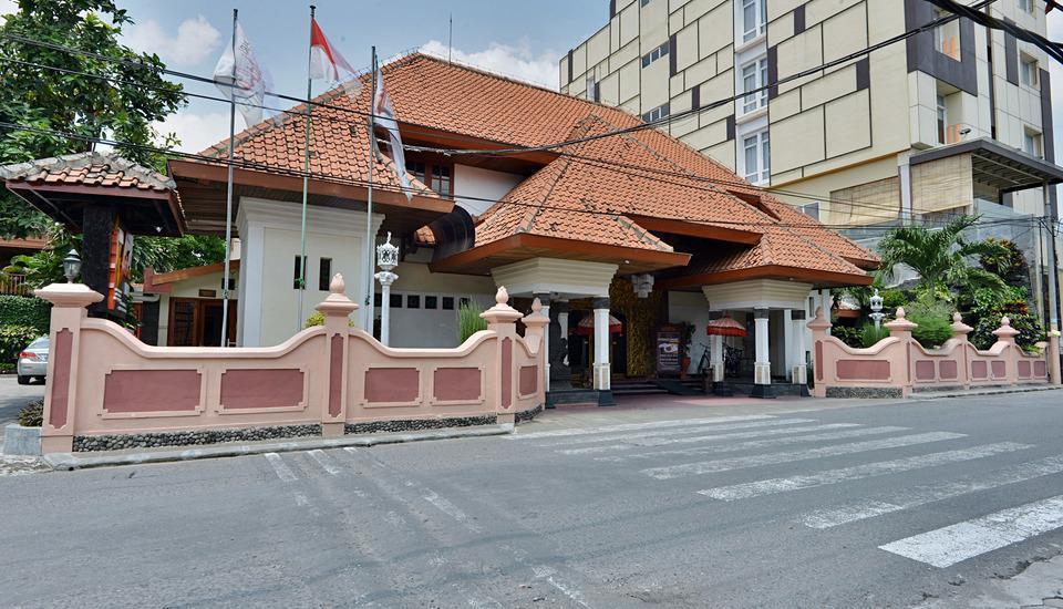 ZenRooms Jogja Cendrawasih Yogyakarta - Tampak luar