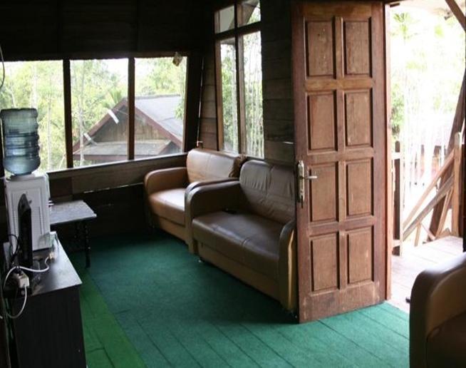 Gapang Beach Resort Sabang - Ruang tamu