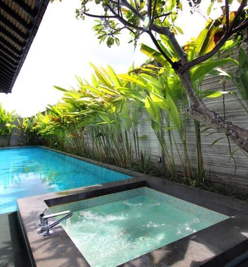 Javana Royal Villas Bali - Jacuzzi New