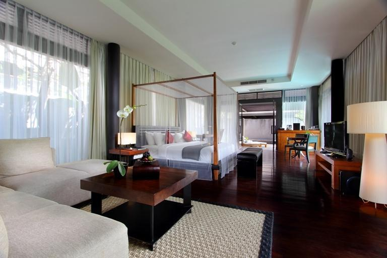 Javana Royal Villas Bali - One Bedroom Villa New