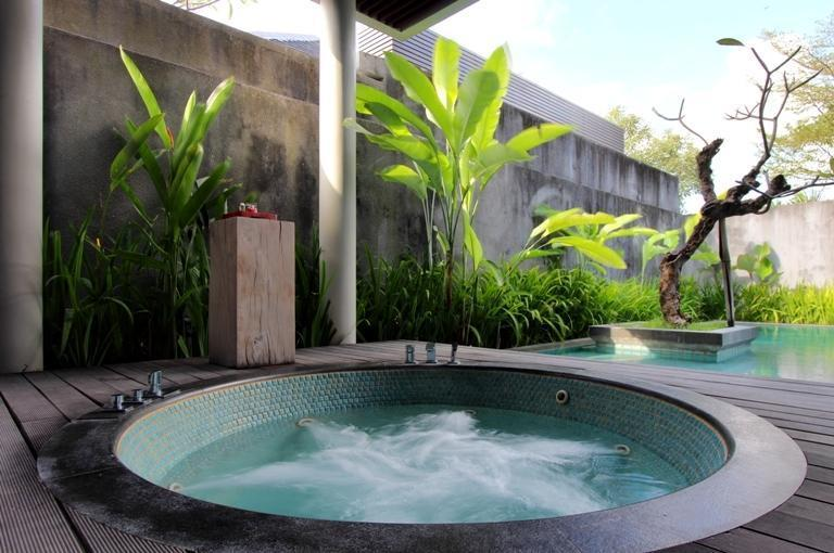 Javana Royal Villas Bali - Royal Jacuzzi New