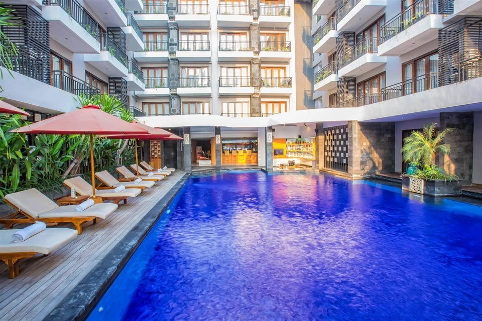 Grand La Villais Hotel & Spa Seminyak - Pool