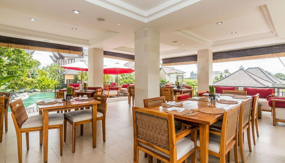ZenRooms Ubud Sri Wedari Bali - Restoran