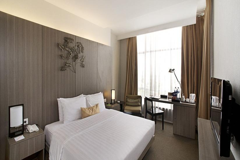 Grand Zuri  Jababeka - Superior Double Room Only Regular Plan