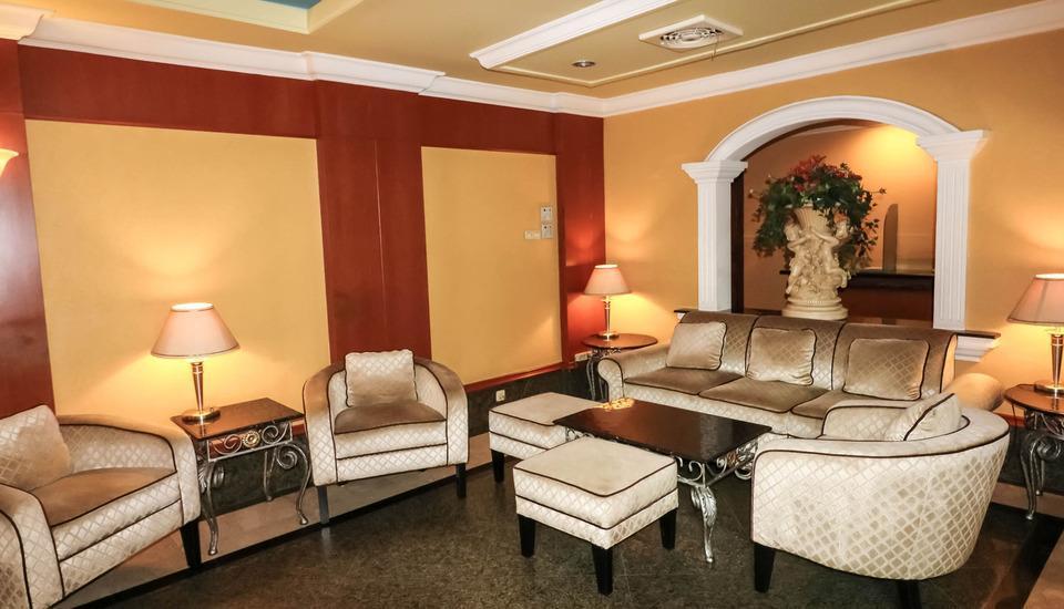 NIDA Rooms Martha D'Nata Executive Ancol - Lobi