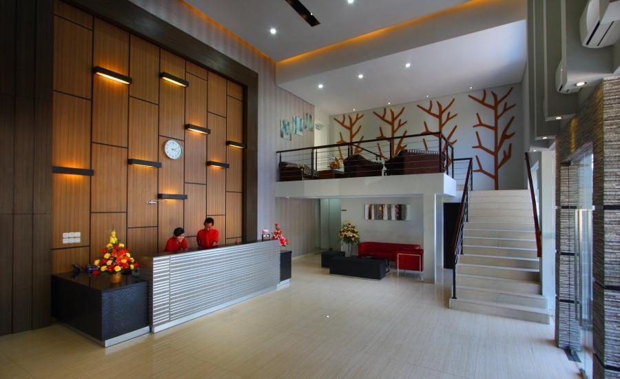 Sumi Hotel Semarang - Interior