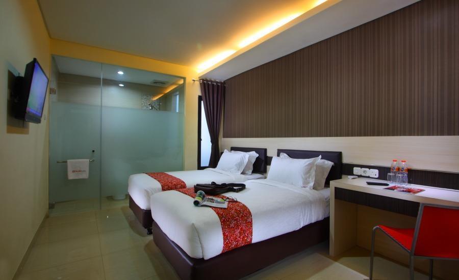 Sumi Hotel Semarang - Deluxe Twin - Room Only Regular Plan