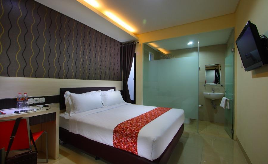 Sumi Hotel Semarang - Standard Double - Room Only Regular Plan