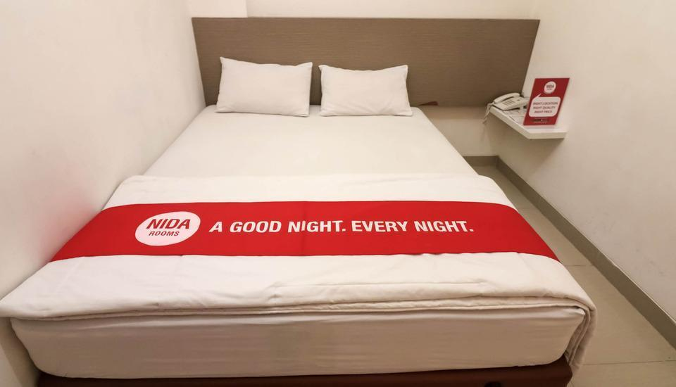 NIDA Rooms Mangga Dua Old Town - Double Room Single Occupancy App Sale Promotion