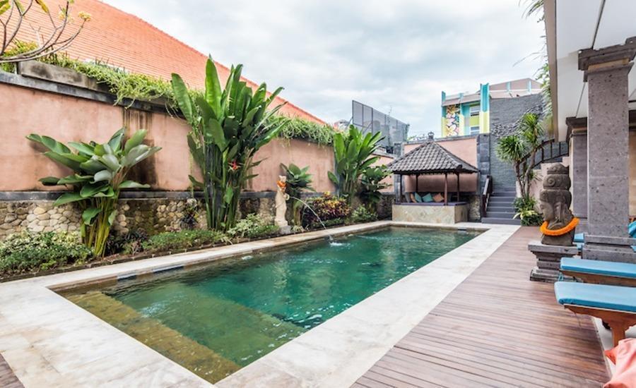 Tinggal Premium at Jalan Cendrawasih Seminyak - Kolam Renang