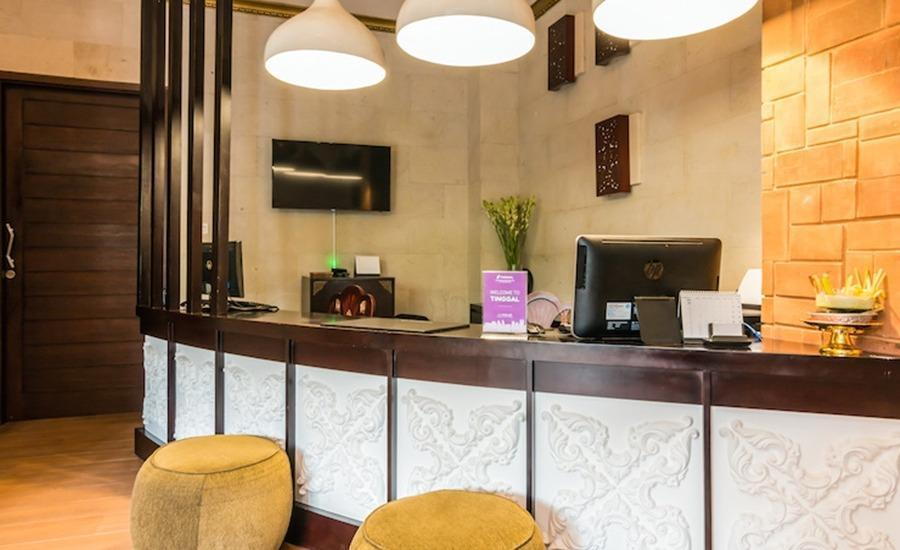 Tinggal Premium at Jalan Cendrawasih Seminyak - Resepsionis