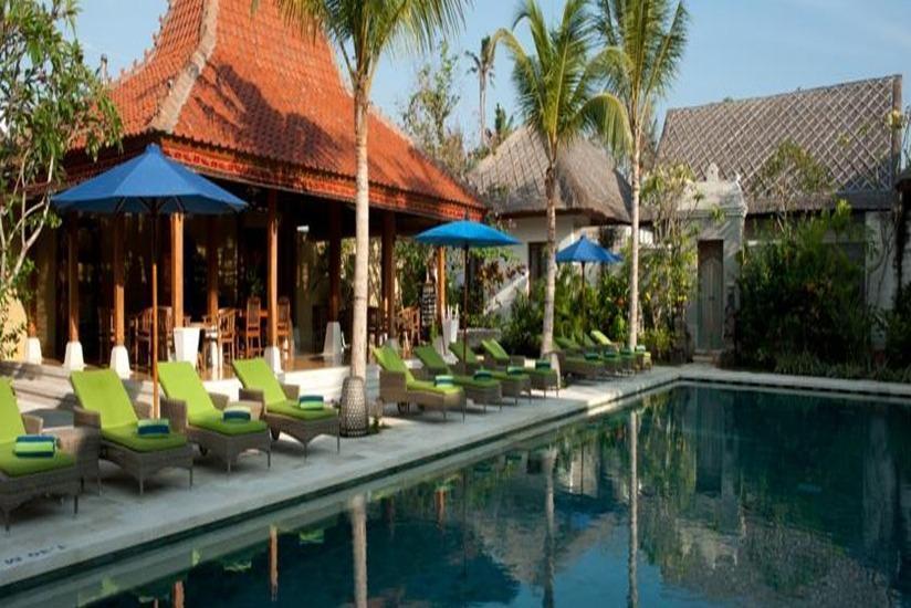 Sudamala Suites & Villas Bali - Kolam Renang