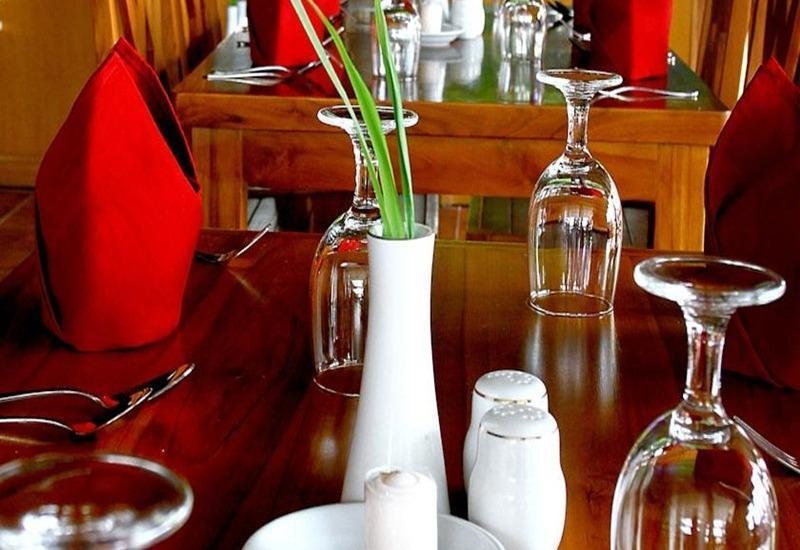 Grand Royal B.I.L Hotel Lombok - Restoran