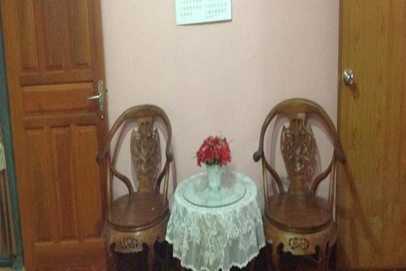 Desta Homestay Belitung - Ruang Tamu