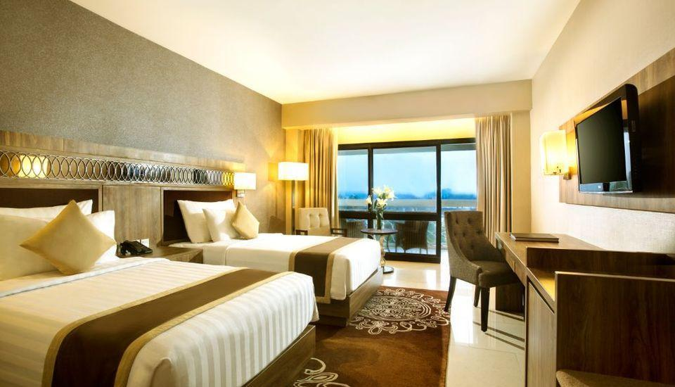 Royal Ambarrukmo Yogyakarta - Deluxe Room Only No Refund Same Day Deal 7% Off