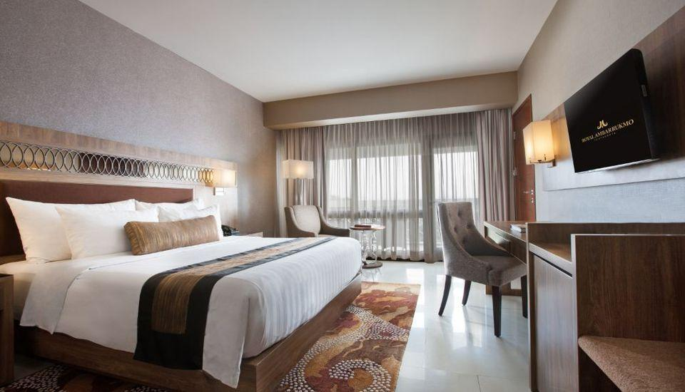 Royal Ambarrukmo Yogyakarta - Deluxe Room Only Free Cancellation Regular Plan