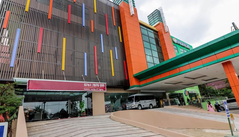 NIDA Rooms Gedung Plaza Central Pekanbaru - Eksterior