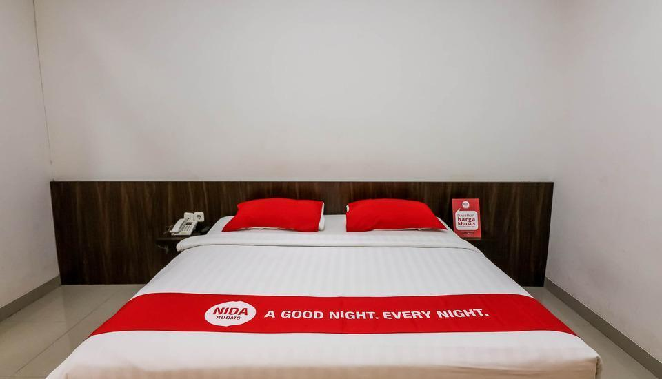 NIDA Rooms Gedung Plaza Central Pekanbaru - Double Room Double Occupancy NIDA Fantastic Promo