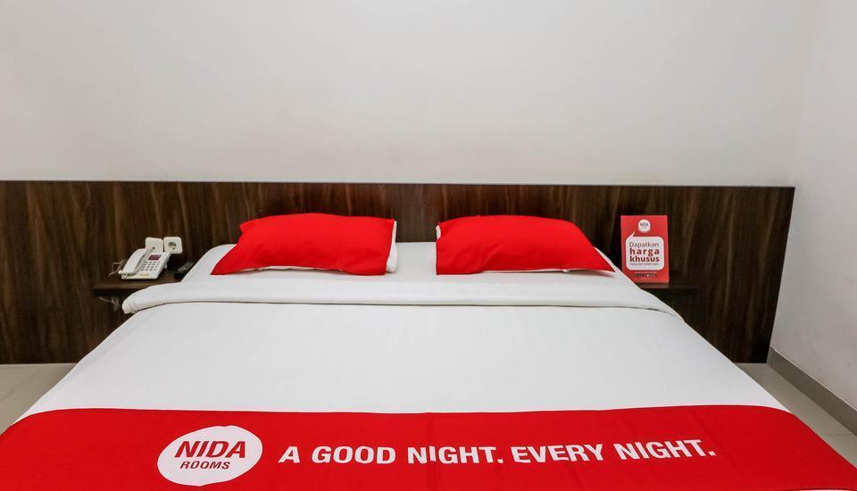 NIDA Rooms Gedung Plaza Central Pekanbaru - Kamar tamu