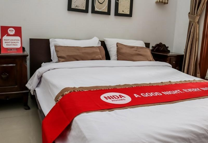NIDA Rooms Halimun 12 Lenkong - Double Room Single Occupancy Special Promo