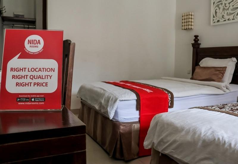 NIDA Rooms Halimun 12 Lenkong - Kamar tamu