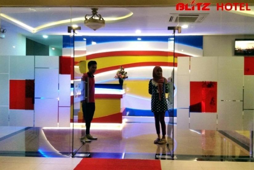 Blitz Hotel Batam - Sambutan