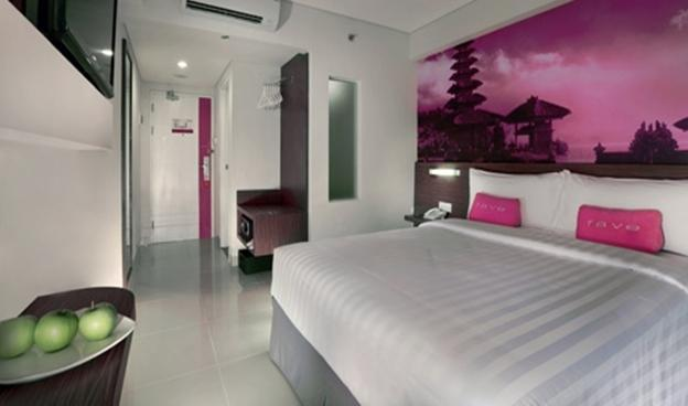 favehotel Sunset Seminyak - Superior Room Only Regular Plan