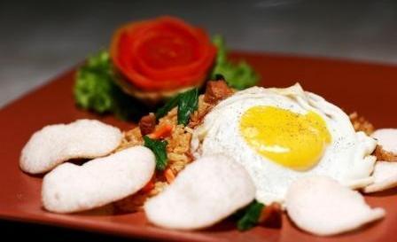 Bali Bungalo Bali - Makanan