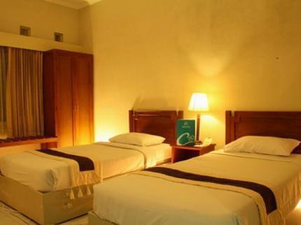 Cakra Kusuma Hotel Yogyakarta - Kamar Tamu Standard