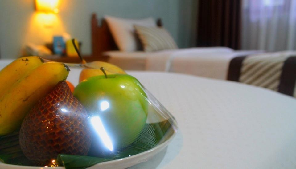 Cakra Kusuma Hotel Yogyakarta - PEGIPEGI DINNER PACKAGES Regular Plan