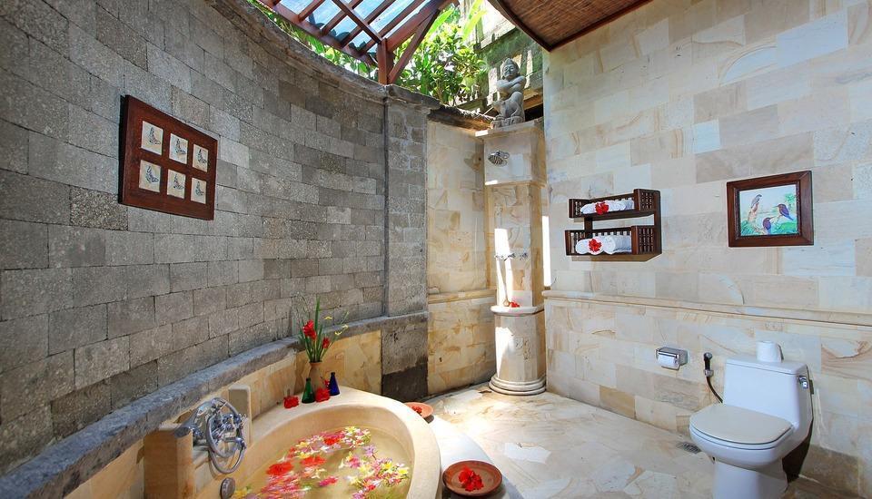RedDoorz Resort @ Palasari Bali - Kamar mandi