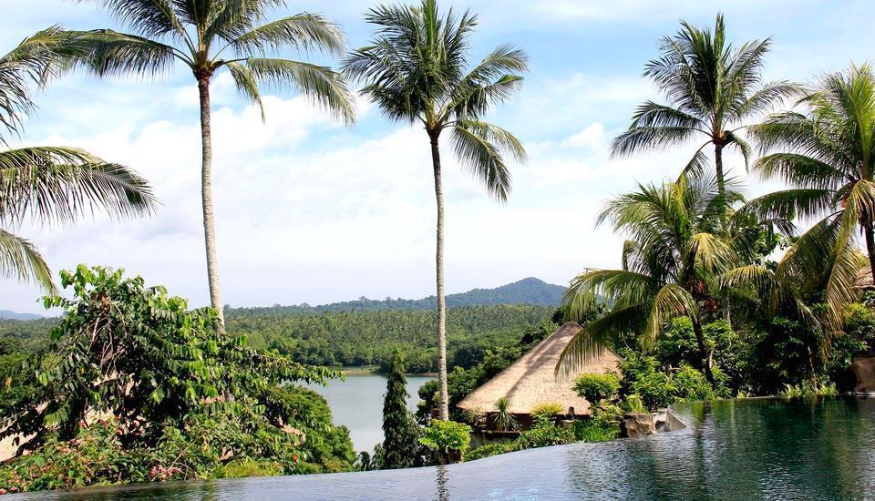 RedDoorz Resort @ Palasari Bali - Kolam Renang