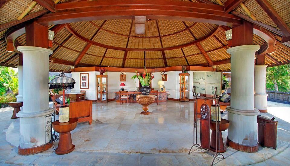 RedDoorz Resort @ Palasari Bali - Eksterior