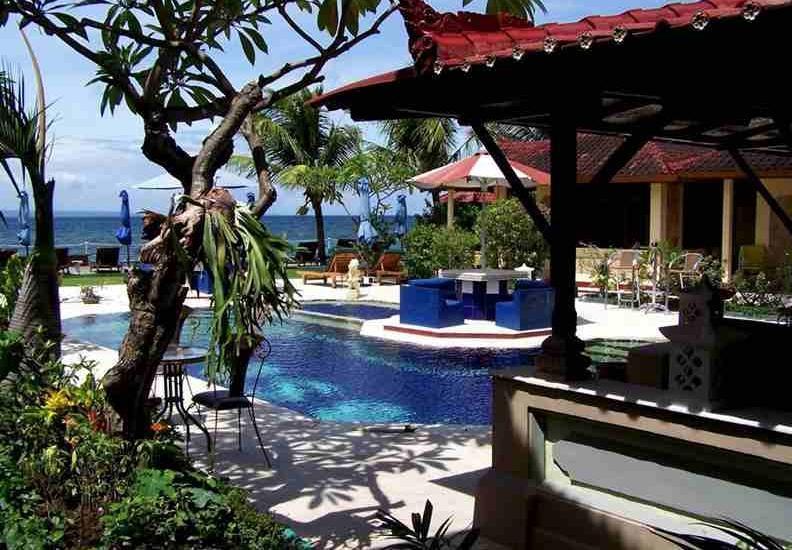 The Bali Shangrila Beach Club Bali - Kolam Renang