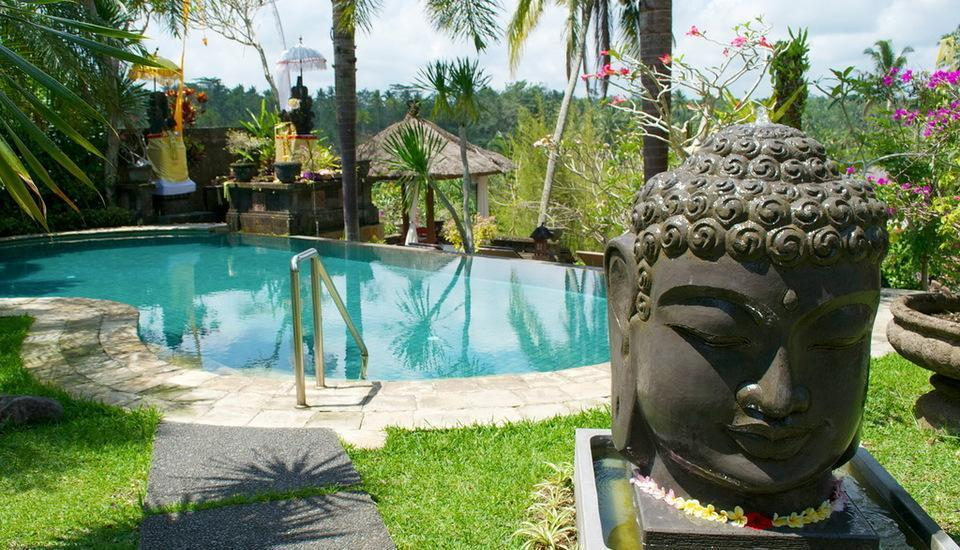 Bunga Permai Hotel Bali - Standard Room with Breakfast Regular Plan