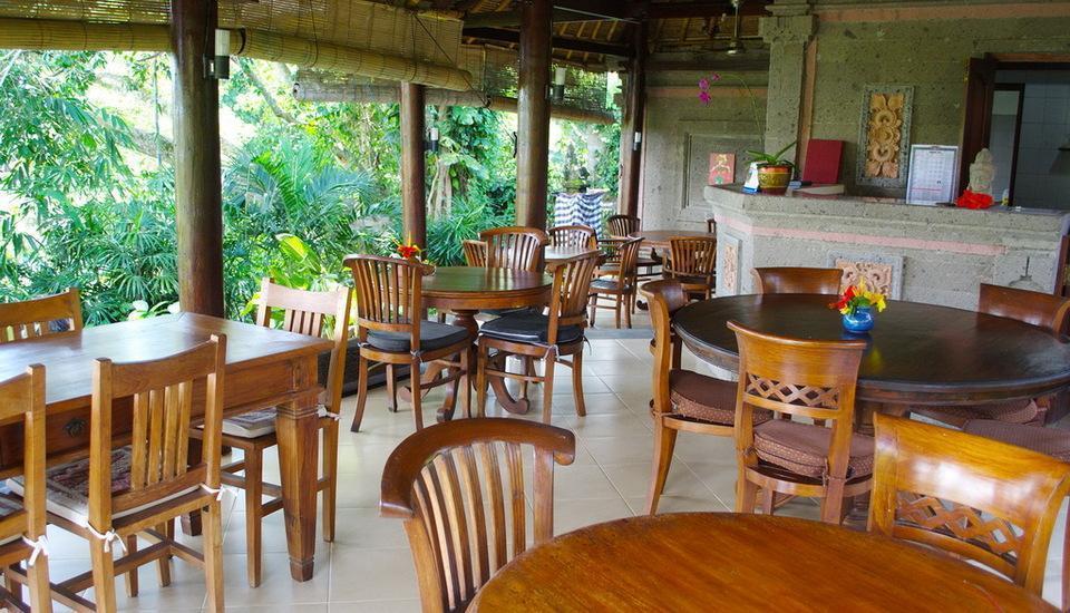 Bunga Permai Hotel Bali - Restoran