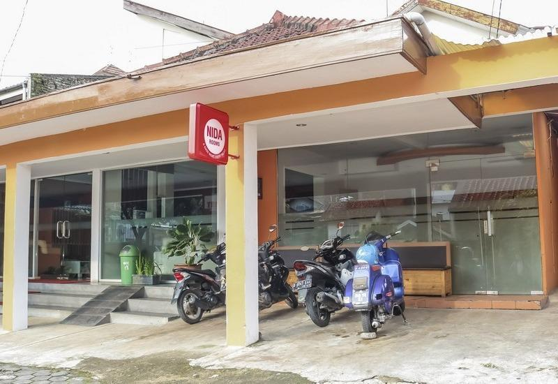 NIDA Rooms Sukajadi Bandung Railway Babakan Jeruk Bandung - Penampilan